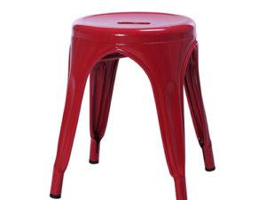 เก้าอี้นั่ง Tolix ไม่มีพนัก