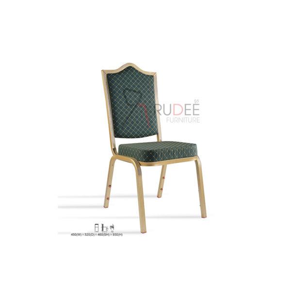 เก้าอี้จัดเลี้ยง โครงอลูมิเนียม รุ่น RU-SHM-SA306