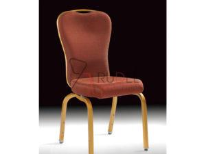 เก้าอี้จัดเลี้ยง ขาอลูมิเนียม หลังโยกได้ รุ่น RU-SHM-SA710