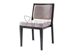 เก้าอี้ร้านอาหาร ขาอลูมิเนียม รุ่น RD-SHM-SA813