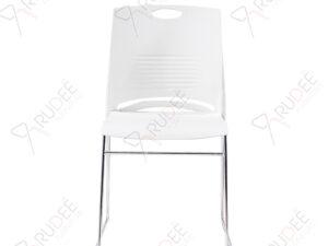 เก้าอี้สัมมนา อบรม เก้าอี้เทรนนิ่ง Lecher chair รุ่น RD-LECHER-BJX-305. โครงเหล็กหนา11มิลแบบตัน พนักพิงและเบาะทำจากวัสดุไฟเบอร์ผสมPP สามารถซ้อนเก็บเรียงต่อกันได้