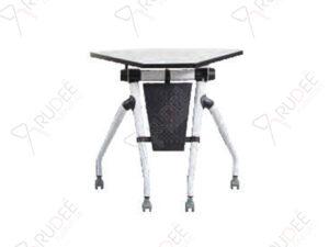 โต๊ะเทรนนิ่ง โต๊ะพับอเนกประสงค์ Training Table เข้าโค้ง