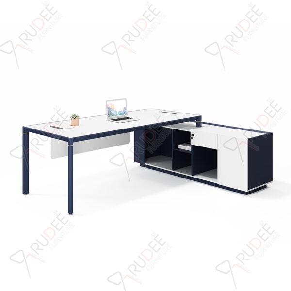 โต๊ะผู้บริหาร โต๊ะผู้จัดการ 2.2m. PERFECT Series