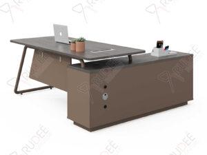 โต๊ะผู้บริหาร โต๊ะผู้จัดการ 1.8m. NORDIC Series