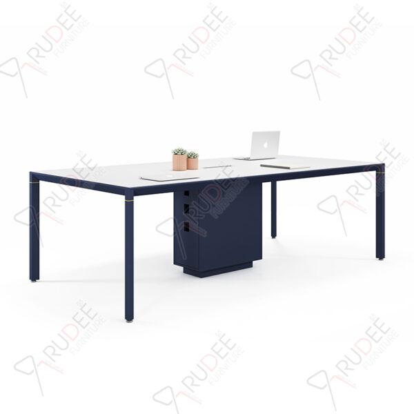โต๊ะประชุม Meeting table 2.4m. PERFECT Series