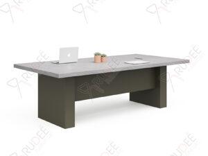 โต๊ะประชุม Meeting table 2.4m. Hancock Series