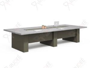 โต๊ะประชุม Meeting table 3.6m. Hancock Series