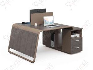โต๊ะทำงานแบบคู่2ที่นั่ง 1.5m. NORDIC Series