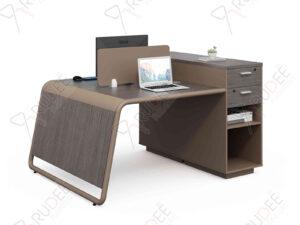 โต๊ะทำงานแบบคู่2ที่นั่ง 1.6m. NORDIC Series