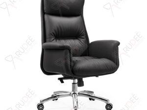 เก้าอี้หนังผู้บริหารหุ้มหนัง เบาะนุ่มนวล รุ่นRD-YUX-LE-551A