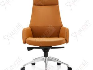 เก้าอี้หนังผู้บริหารหุ้มหนัง เบาะนุ่มนวล รุ่นRD-YUX-LE-779A
