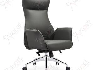 เก้าอี้หนังผู้บริหารหุ้มหนัง เบาะนุ่มนวล รุ่นRD-YUX-LE-810A