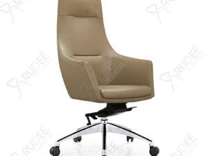 เก้าอี้หนังผู้บริหารหุ้มหนัง เบาะนุ่มนวล รุ่นRD-YUX-LE-883A