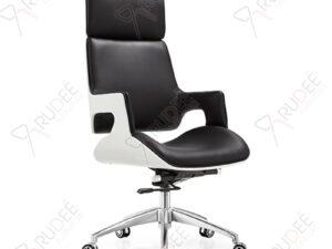 เก้าอี้หนังผู้บริหารหุ้มหนัง เบาะนุ่มนวล รุ่นRD-YUX-LE-8860A