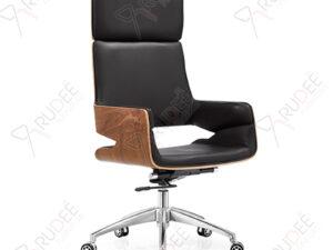 เก้าอี้หนังผู้บริหารหุ้มหนัง เบาะนุ่มนวล รุ่นRD-YUX-LE-8861A