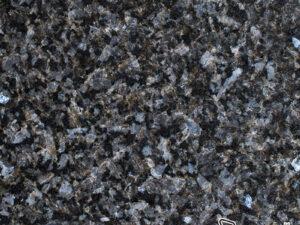 หน้าท็อปหิน หินแกรนิตบลูเพิร์ล Blue Pearl