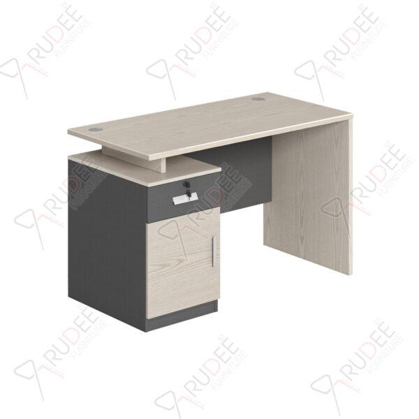 โต๊ะทำงานแบบ1ที่นั่ง1.2m.ข้างทึบ Ramsey Series