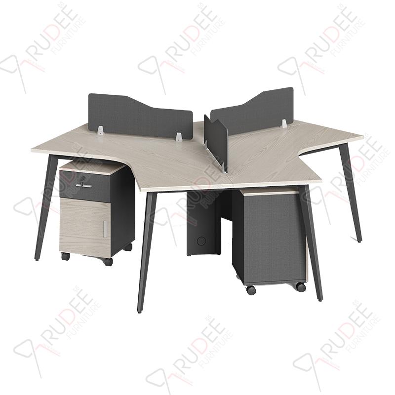 โต๊ะทำงาน3ที่นั่งแบบกลุ่ม Ramsey Series