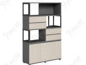 ตู้เอกสาร ตู้สำนักงาน ทรงสูง 1.8ม. Ramsey Series