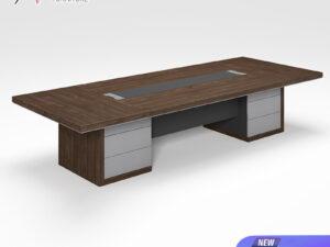 โต๊ะประชุมไม้3.6เมตร Muki Series