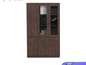 ตู้เอกสารสูง ชั้นวางเอกสาร1.2ม. Document Cabinet by Muki Series
