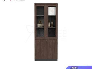 ตู้เอกสารสูง ชั้นวางเอกสาร0.8ม. Document Cabinet by Muki Series