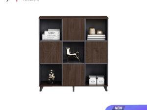ตู้เอกสารกลาง ชั้นวางเอกสาร1.2ม. Document Cabinet by Muki Series