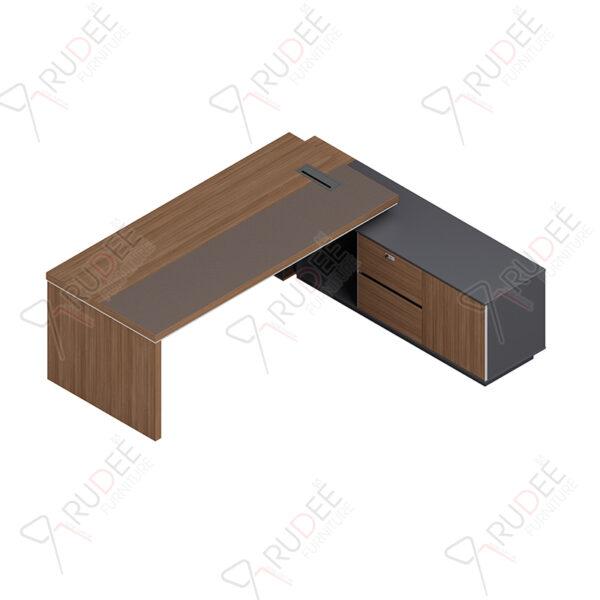 ขนาด2ฟโต๊ะผู้จัดการ ทรงตัวLข้างทึบ ขนาด2.2/2.0ม. by Shalott Series90*75cm20*190*75ฟโต๊ะผู้จัดการ ทรงตัวLข้างทึบ ขนาด2.2/2.0ม. by Shalott Seriescm