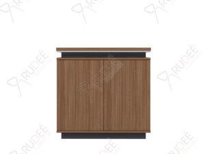 ตู้เอกสารกลาง ชั้นวางเอกสาร0.8ม. Document Cabinet by Muki Series