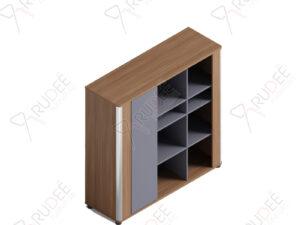 ตู้เอกสารกลาง ชั้นวางเอกสาร1.2ม. Document Cabinet by Shalott Series