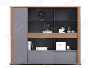 ตู้เอกสารกลาง ชั้นวางเอกสาร2.2ม. Document Cabinet by Shalott Series