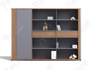 ตู้เอกสารกลาง ชั้นวางเอกสาร2.6ม. Document Cabinet by Shalott Series