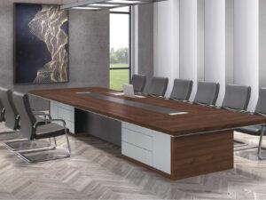 โต๊ะประชุมไม้6.0เมตร Muki Series