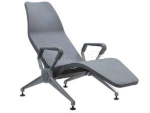 เก้าอี้สาธารณะ เก้าอี้แถว เบาะนอนPU 1ที่นั่ง